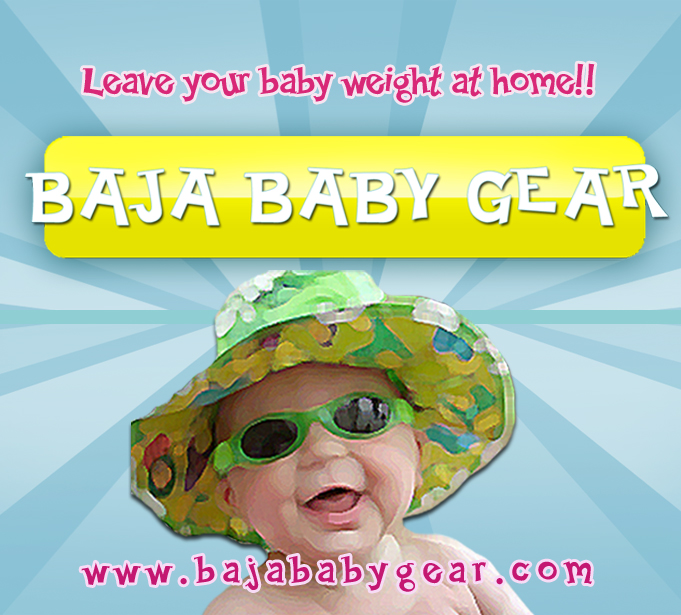 'The best place to rent baby equipment in Riviera Maya' on a links page""